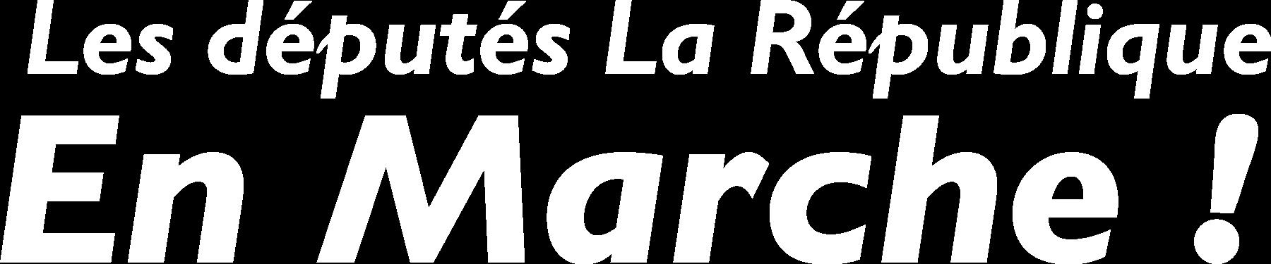 Logo des députés de la République en marche